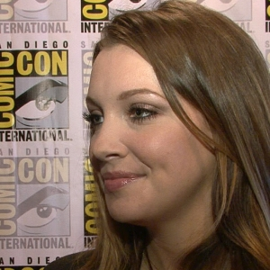 Comic-Con 2012: Katie Cassidy - Arrows Hits All The Right Marks