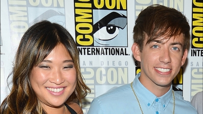 Jenna Ushkowitz & Kevin McHale Talk Returning For Glee Season 4