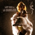 Lady Gaga seen in a poster for 'Machete Kills'