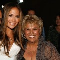 Jennifer Lopez and Lupe Ontiveros seen in Los Angeles on July 31, 2007