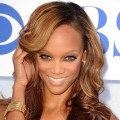 Tyra Banks arrives at the 2012 TCA Summer Tour - CBS, Showtime And The CW Party at 9900 Wilshire Blvd., Beverly Hills, on July 29, 2012