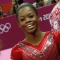 Team USA women's gymnast Gabrielle Douglas