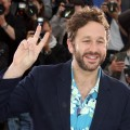 Chris O'Dowd poses during the photocall of 'The Sapphires' presented out of competition at the 65th Cannes film festival on May 20, 2012