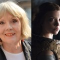 Dame Diana Rigg (left) is playing Olenna Tyrell, the Queen of Thorns. She is the grandmother of Margaery Tyrell (right), played by Natalie Dormer