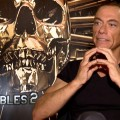 Jean-Claude Van Damme: What's It Like Working With Arnold Schwarzenegger In The Expendables 2?