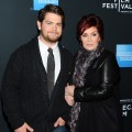 Jack Osbourne and Sharon Osbourne arrive at the 2011 Tribeca Film Festival LA Reception at The W Hollywood in Hollywood, Calif. on March 21, 2011 