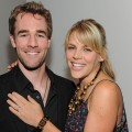 James van der Beek and actress Busy Philipps attend Dawson's Creek: A Look Back at The Paley Center for Media on November 4, 2009 in Beverly Hills, Calif