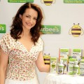 Kristin Davis at a Zarbee's event in NYC