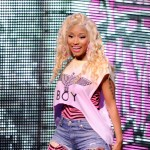 Nicki Minaj performs at the Nokia Theatre L.A. Live in Los Angeles on August 8, 2012
