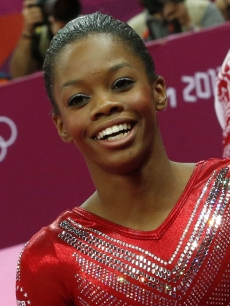 Team USA women&#8217;s gymnast Gabrielle Douglas