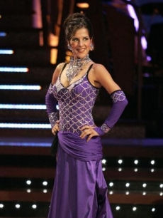 Kelly Monaco during Season 1 of 'Dancing with the Stars'