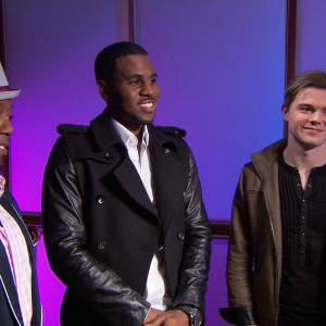 Jason Derulo, Nick Cooper & Von Smith Talk E!'s Opening Act