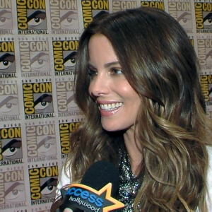 Kate Beckinsale Talks Total Recall Fight Scenes - Comic-Con 2012