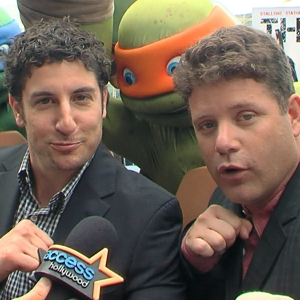 Comic-Con 2012: Jason Biggs & Sean Astin Bring Take On Teenage Mutant Ninja Turtles
