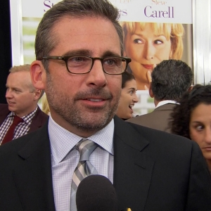 Steve Carell Talks Hope Springs & Anchorman 2