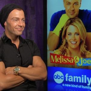 Joey Lawrence Talks Being A Dad & Season 2 Of Melissa & Joey