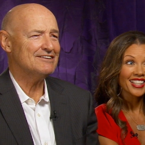 Vanessa Williams & Terry O'Quinn Talk Playing Husband & Wife On ABC's 666 Park Avenue