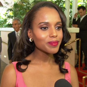 Kerry Washington: 'I'm Very Thrilled' For Django Unchained
