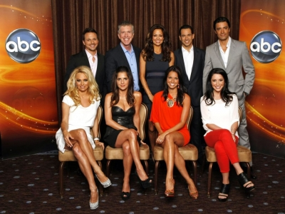 ABC unveils the cast of 'Dancing with the Stars: All-Stars' on July 27, 2012