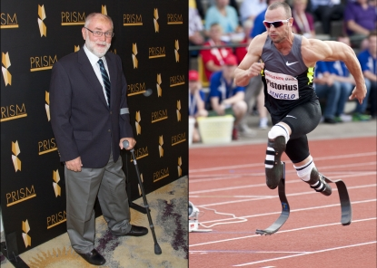 Robert David Hall/Oscar Pistorius
