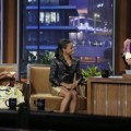 First Lady Michelle Obama and Gabby Douglas appear on 'The Tonight Show' with Jay Leno on August 13, 2012