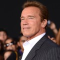Arnold Schwarzenegger&#8217;s The Expendables 2 Premiere