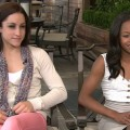 Jordyn Wieber &amp; Gabby Douglas Come Home