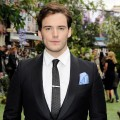 Sam Claflin attends the world premiere of &#8216;Snow White And The Huntsman&#8217; in London on May 14, 2012