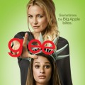Kate Hudson and Lea Michele in a new promo poster for 'Glee' Season 4