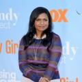 Mindy Kaling of 'The Mindy Project' arrives at a screening of Fox TV's new Tuesday night comedies at Santa Monica College's Broad Stage in Santa Monica, Calif. on August 26, 2012