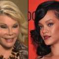 Joan Rivers, Rihanna