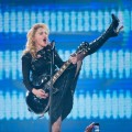 Madonna kicks off the MDNA North America Tour Opener in Philadelphia on August 28, 2012
