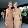 Kate Hudson and Naomi Watts are seen looking stunning at the 'The Reluctant Fundamentalist' cocktail party in Venice, Italy on August 29, 2012
