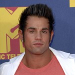 Joey Kovar of MTV's Real World XX arrives at the 2008 MTV Video Music Awards at Paramount Pictures Studios in Los Angeles on September 7, 2008
