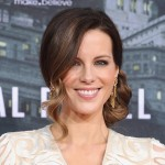 Kate Beckinsale attends the premiere of &#8216;Total Recall&#8217; at Sony Center on August 13, 2012 in Berlin, Germany
