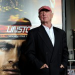 Tony Scott at the 'Unstoppable' premiere in Hollywood