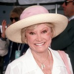 Phyllis Diller during 3rd Annual Nancy Reagan Tennis Tournament at Rivieria Country Club in Palisades, Calif., on October 5, 1991