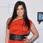 Jacqueline Laurita attends the 2011 Bravo Upfront at 82 Mercer in New York City on March 30, 2011