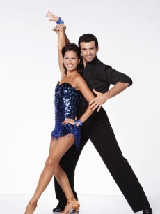 'Dancing with the Stars: All-Stars' promo photo with Melissa Rycroft and Tony Dovolani