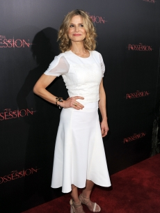 Kyra Sedgwick arrives at the premiere of &#8216;The Possession&#8217; at ArcLight Cinemas in Hollywood on August 28, 2012 