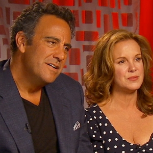 Brad Garret & Elizabeth Perkins Talk ABC's How To Live With Your Parent For The Rest Of Your Life