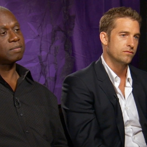 Andre Braugher &amp; Scott Speedman Talk Moving To Hawaii For ABC&#8217;s Last Resort