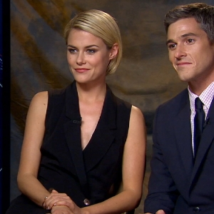 Rachael Taylor &amp; Dave Annable Discuss 666 Park Avenue