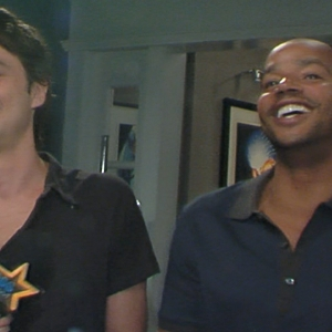 Zach Braff & Donald Faison Talk Reuniting On TV Land's The Exes