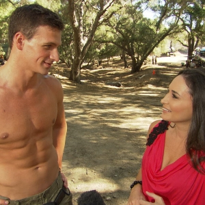 Ryan Lochte Talks 90210 Cameo & His Hollywood Crush