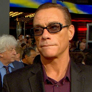 Jean Claude Van Damme Makes The Expendables 2 Premiere A Family Affair