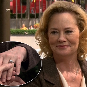 Cybill Shepherd: I've Been Married Before, But This Is My First Engagement