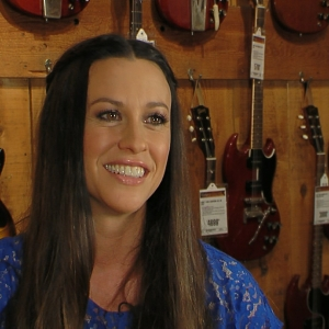 Alanis Morissette Talks New Album Havoc &amp; Bright Lights