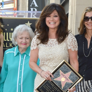 Valerie Bertinelli Gets Her Star On The Hollywood Walk Of Fame