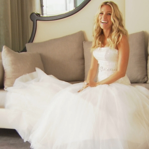 Kristin Cavallari's Search For The Perfect Wedding Dress (July 2011)